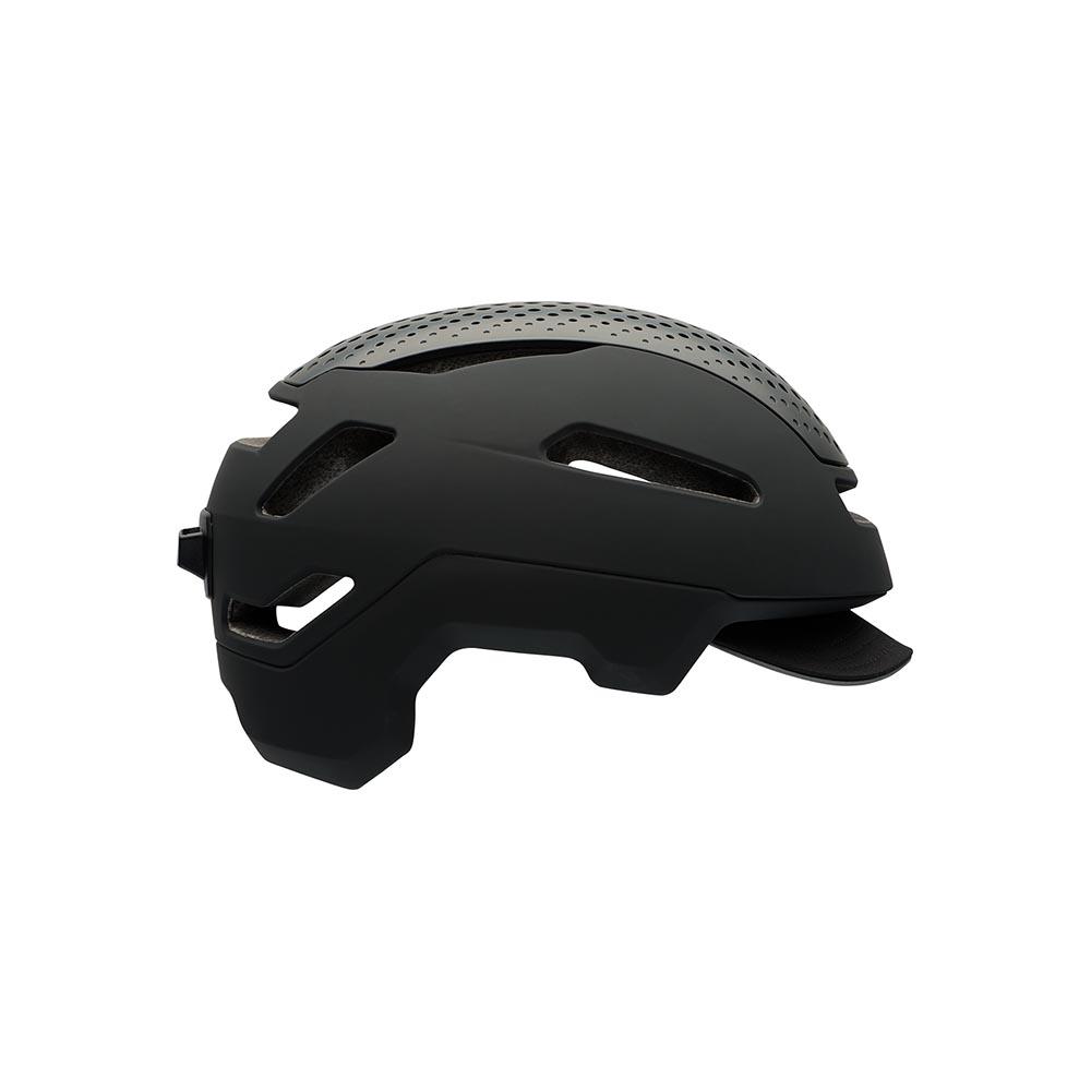 Bell Hub – Matsort / Rød | Helmets