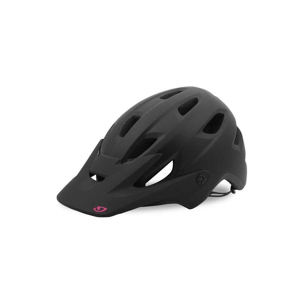 Giro Cartelle MIPS – Mat sort / Lys pink | cykelhjelm